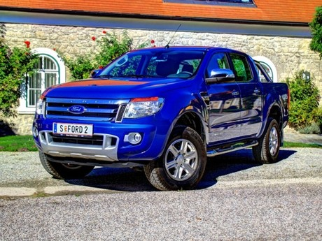 Ford ranger limited dk 2 2 tdci 150 ps testbericht 008
