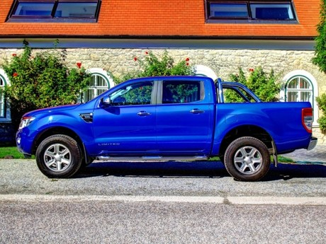 Ford ranger limited dk 2 2 tdci 150 ps testbericht 010