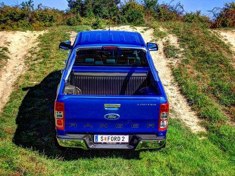 Ford ranger limited dk 2 2 tdci 150 ps testbericht 012