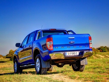 Ford ranger limited dk 2 2 tdci 150 ps testbericht 015