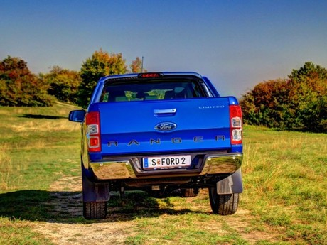 Ford ranger limited dk 2 2 tdci 150 ps testbericht 017