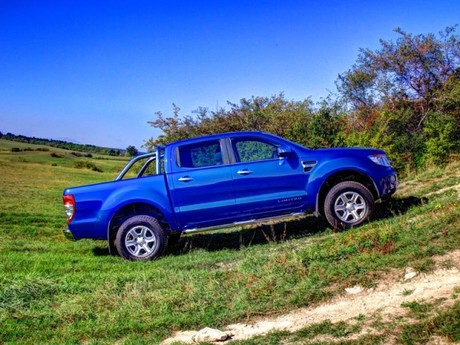 Ford ranger limited dk 2 2 tdci 150 ps testbericht 018