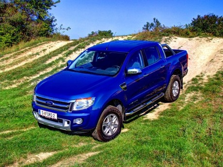 Ford ranger limited dk 2 2 tdci 150 ps testbericht 025