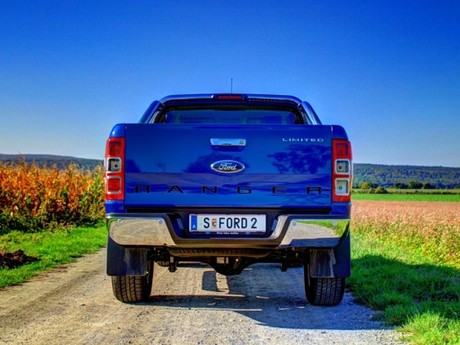 Ford ranger limited dk 2 2 tdci 150 ps testbericht 037