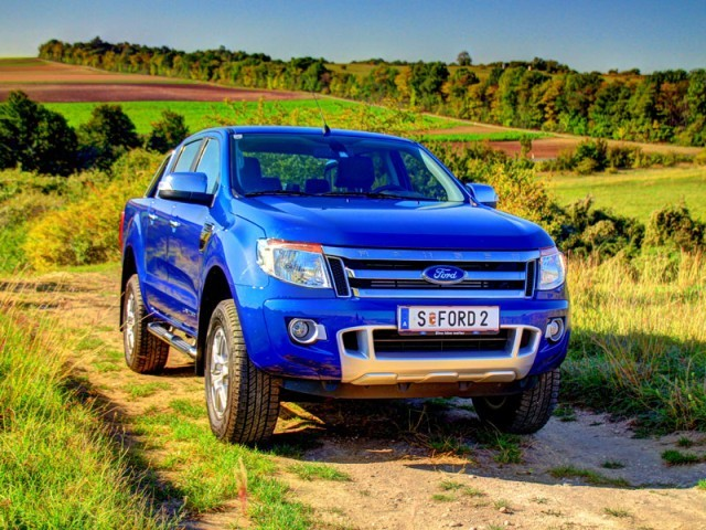 Ford ranger limited dk 2 2 tdci 150 ps testbericht 046
