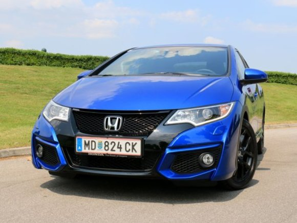 Honda Civic Sport Edition