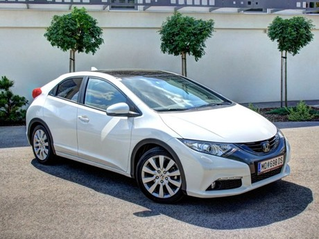 Honda civic 1 8 i vtec executive at testbericht 033