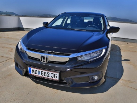 Honda Civic Limousine 1,5 VTEC Turbo Executive AT – Testbericht