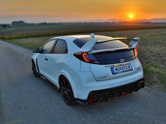 Honda Civic Type R GT