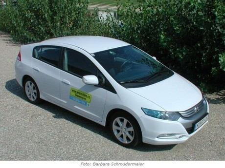 Honda Insight Hybrid - im Test
