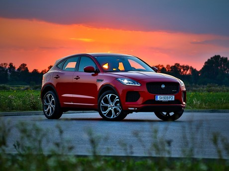Testbericht Der Neue Jaguar E Pace Auto Motor At