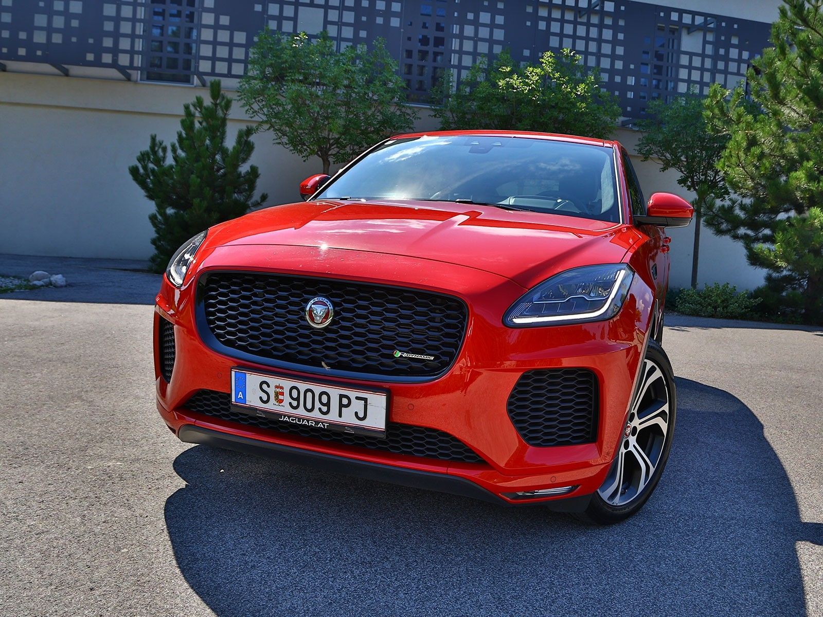 Jaguar e pace d180 awd at first edition testbericht 014