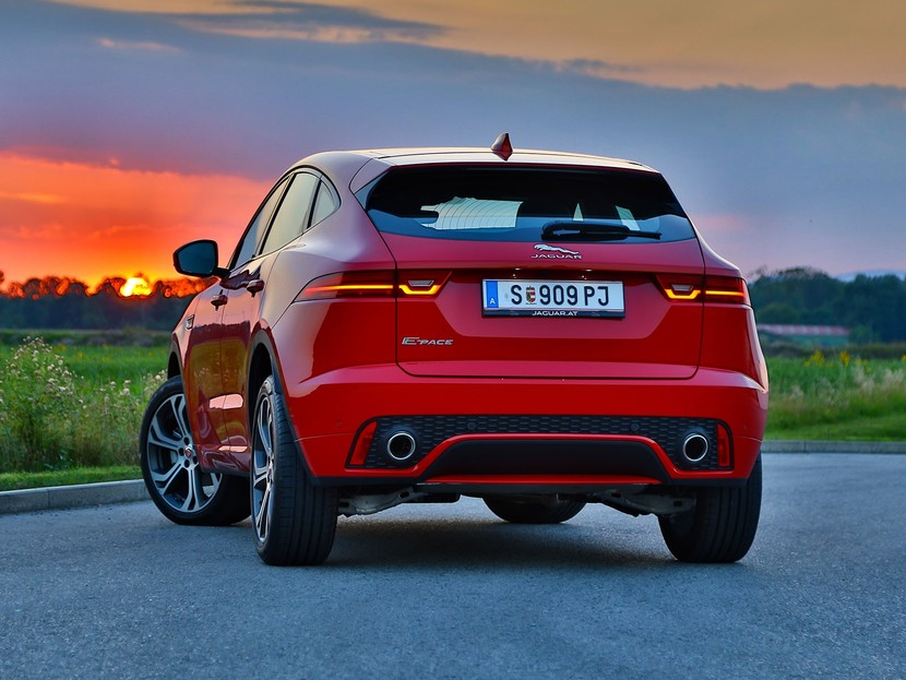 Testbericht: Der neue Jaguar E-Pace ::: auto-motor.at :::