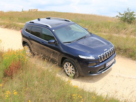 Jeep chreokee limited 2 2 multijet ii 9at awd testbericht 012
