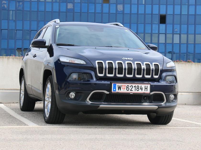 Der neue Jeep Cherokee - Testbericht ::: auto-motor.at :::