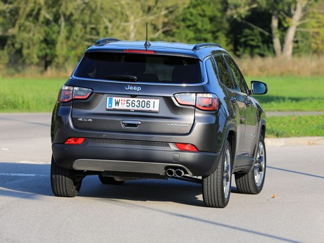 Jeep compass limited 2 0 multijet ii at testbericht 009