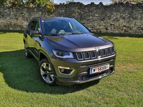 Jeep compass limited 2 0 multijet ii at testbericht 010