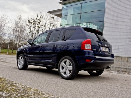 Jeep compass limited 2 2 crd 136 ps 4wd testbericht 014