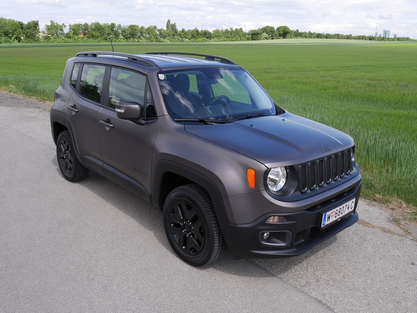 jeep renegade night eagle 140 ps diesel testbericht auto. Black Bedroom Furniture Sets. Home Design Ideas