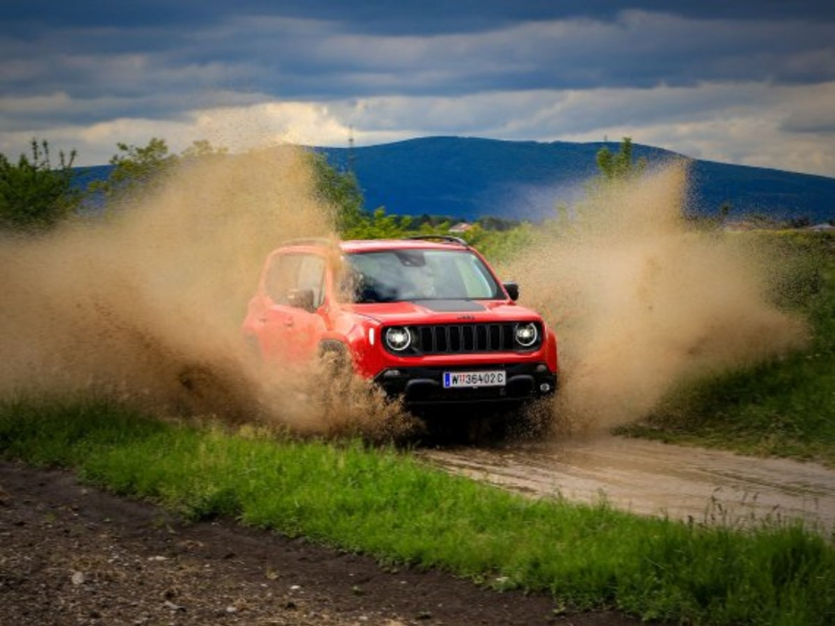 Jeep Renegade Trailhawk im Test