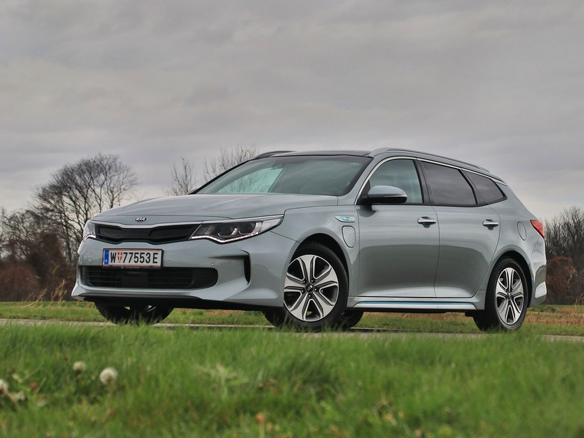 kia optima sw plug in hybrid testbericht auto motor. Black Bedroom Furniture Sets. Home Design Ideas
