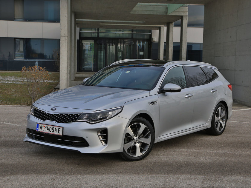 der neue kia optima sw testbericht auto. Black Bedroom Furniture Sets. Home Design Ideas