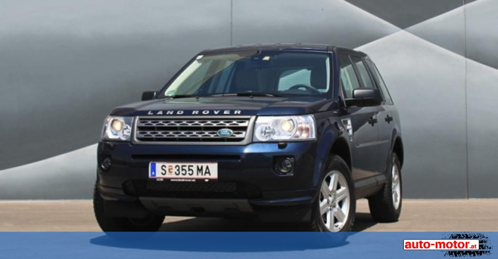 land rover freelander 2 testbericht auto. Black Bedroom Furniture Sets. Home Design Ideas