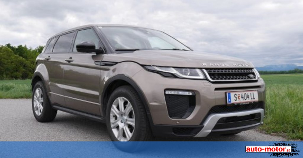 range rover evoque 2 0 td4 testbericht auto. Black Bedroom Furniture Sets. Home Design Ideas