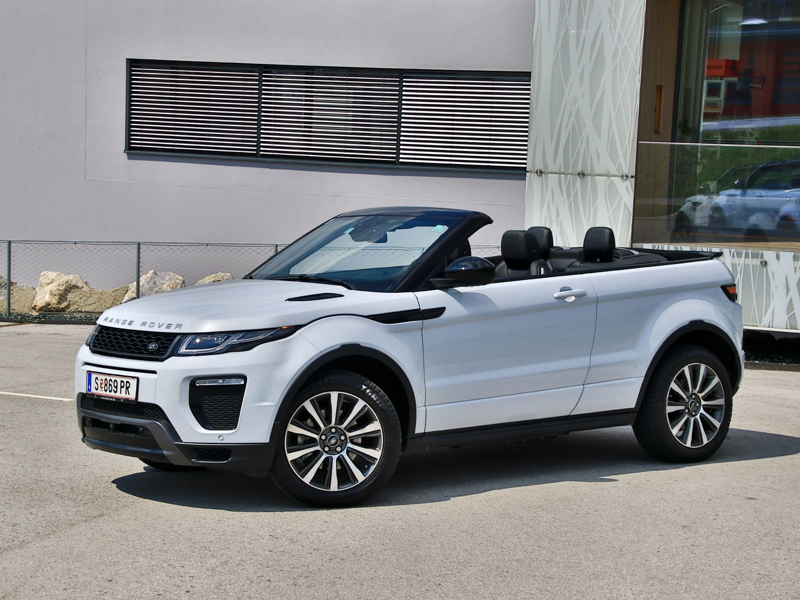 foto range rover evoque cabrio 2 0 td4 at hse dynamic. Black Bedroom Furniture Sets. Home Design Ideas