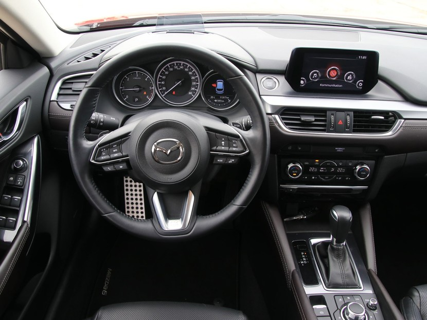 testbericht: mazda 6 sport combi mit diesel, allrad und automatik