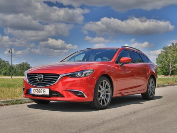 Mazda 6 Sport Combi CD 175 AWD AT Revolution Top – Testbericht