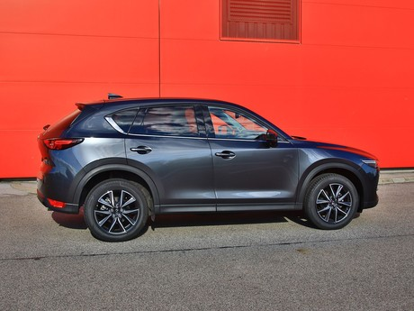 neuer mazda cx 5 mit 175 ps diesel testbericht auto. Black Bedroom Furniture Sets. Home Design Ideas