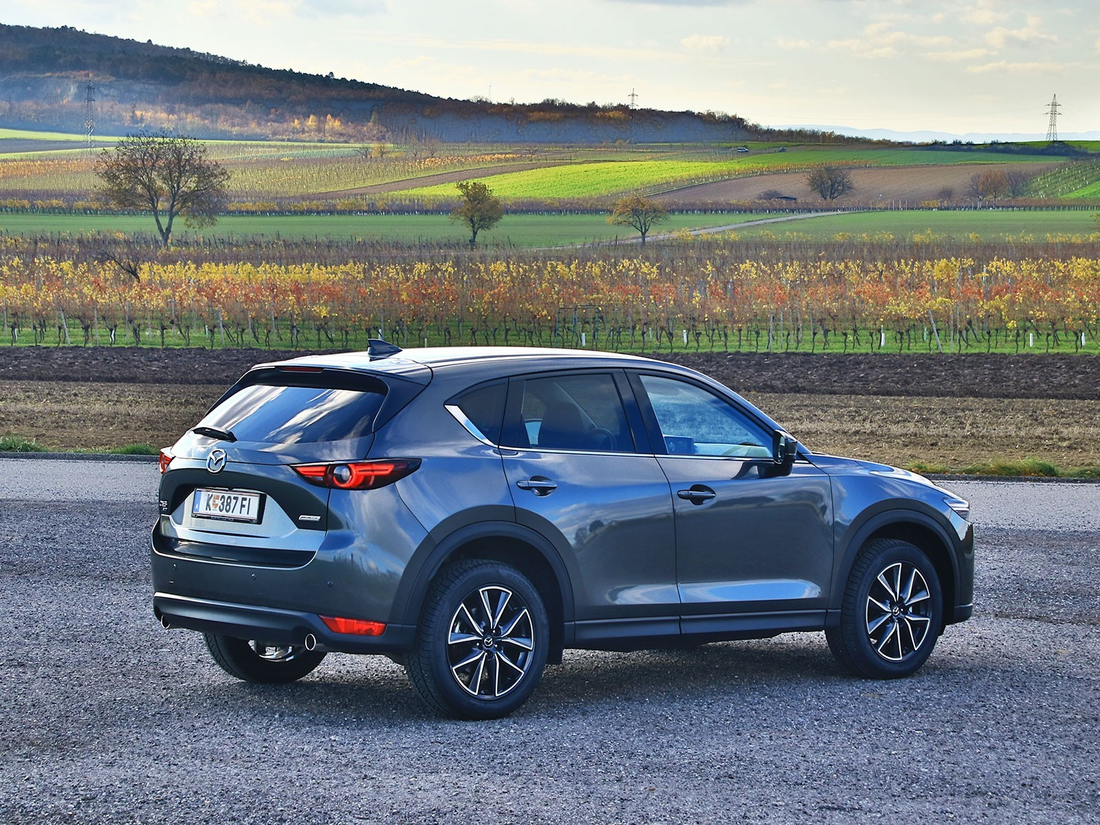 foto mazda cx 5 cd175 awd at revolution top testbericht. Black Bedroom Furniture Sets. Home Design Ideas