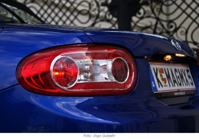 Mazda MX-5 1,8i 20th Anniversary Edition  – im Test