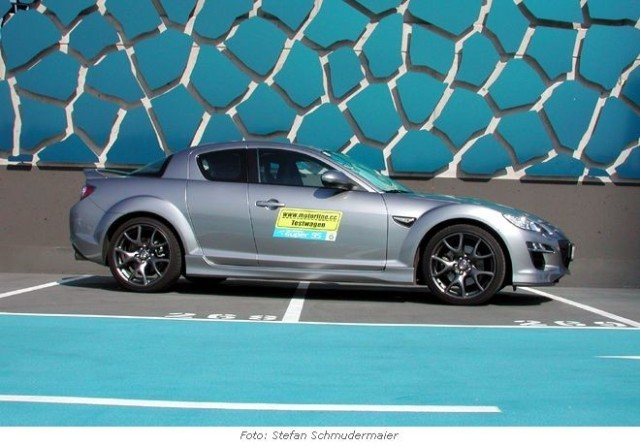 Mazda RX-8 Revolution Top - im Test
