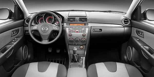 Mazda3 Sport Cd143 Gta Im Test Auto Motor At