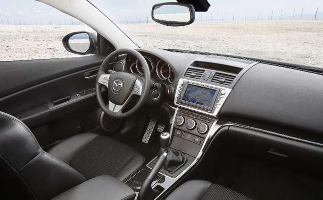 mazda6 diesel testbericht auto. Black Bedroom Furniture Sets. Home Design Ideas