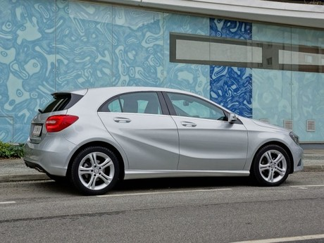Mercedes a180 cdi blueefficiency testbericht 003