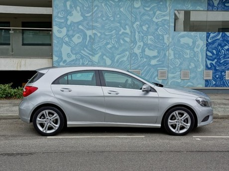 Mercedes a180 cdi blueefficiency testbericht 009