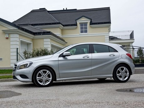 Mercedes a180 cdi blueefficiency testbericht 012