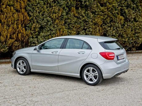 Mercedes a180 cdi blueefficiency testbericht 035