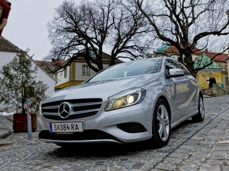 Mercedes a180 cdi blueefficiency testbericht 040