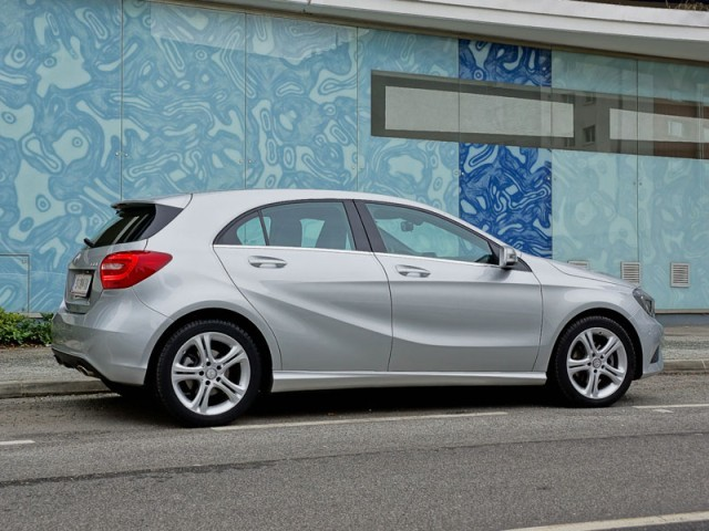 Mercedes a180 cdi blueefficiency testbericht 045