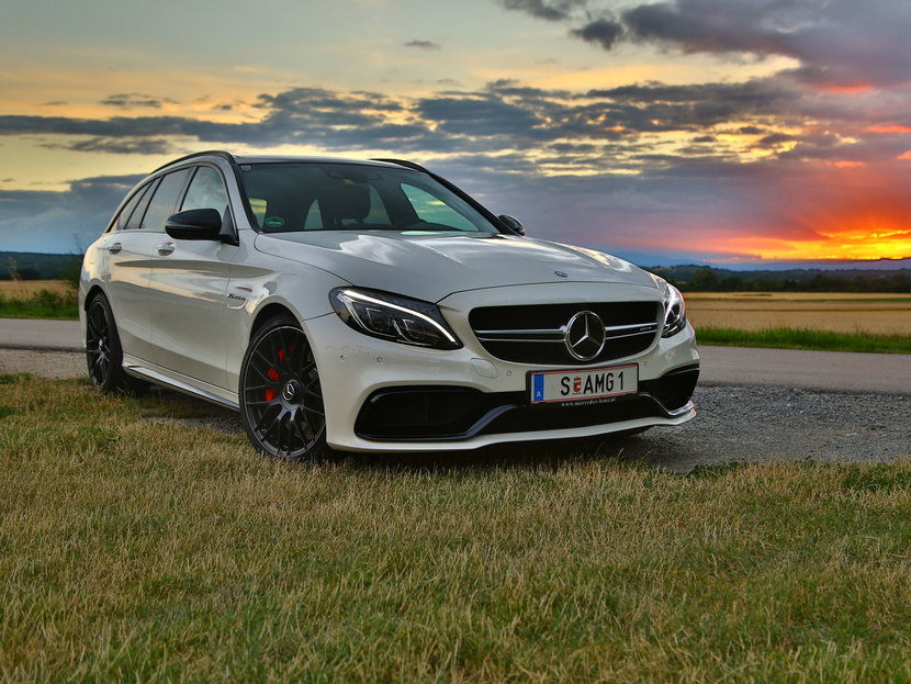 testbericht: mercedes-amg c 63 s t-modell ::: auto-motor.at :::