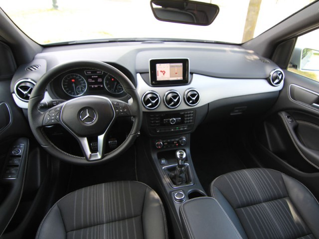 mercedes b180 blueefficiency - testbericht ::: auto-motor.at :::