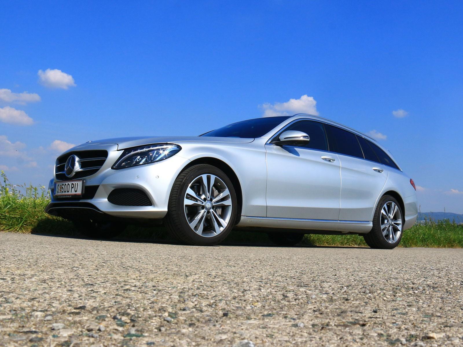 Foto Mercedes C 350 E T Modell Testbericht 015jpg Vom Artikel