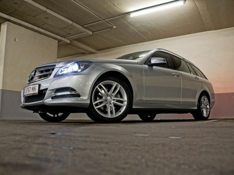 Mercedes c180 blueefficiency t modell testbericht 039