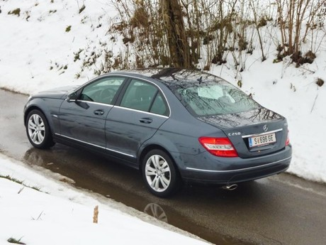 Mercedes C250 CGI Blue Efficiency - Testbericht ::: auto-motor at :::