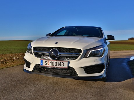 Mercedes cla 45 amg 4matic shooting brake testbericht 001
