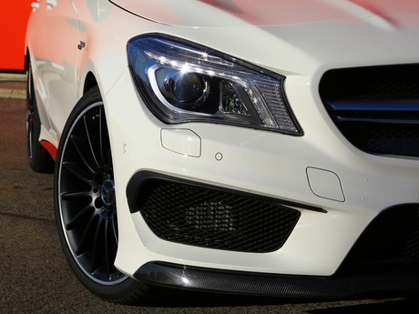 Mercedes cla 45 amg 4matic shooting brake testbericht 022